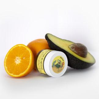 Crema de aguacate y naranja_MARMOSA